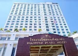 ダイヤモンド プラザ ホテル スラータニ