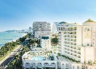 サンライズ ニャチャン ビーチ ホテル & スパ 写真