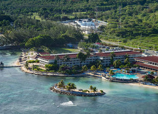HOLIDAY INN RESORT MONTEGO BAY, JAMAICA 写真