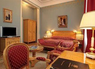 ホテル ナショナル ア ラグジュアリー コレクション ホテル モスクワ 写真
