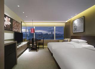 グランド ハイアット 香港 写真