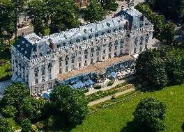 ヴェルサイユのホテル