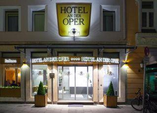 ホテル アン デア オーパ 写真