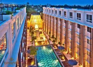 アナンタ レギャン ホテル 写真