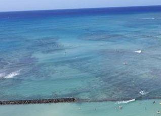アロヒラニ リゾート ワイキキ ビーチ 写真