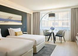 リヨン マリオット ホテル シテ アンテルナショナル 写真
