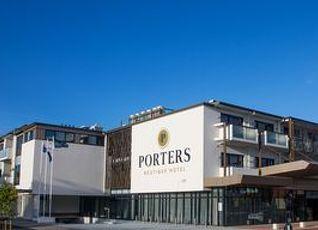 ポーターズ ブティック ホテル 写真