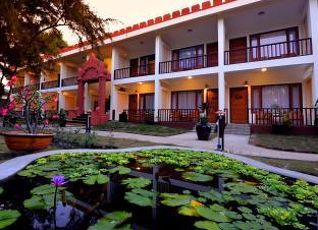 バガン タンデ ホテル オールドバガン 写真