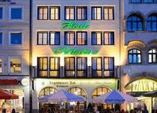 ホテル シュリッカー 写真