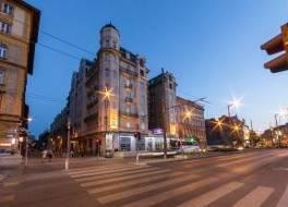 ホテル ゴールデン パーク ブダペスト 写真