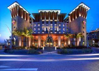 リゾート ワールド セントーサ ハードロック ホテル 写真