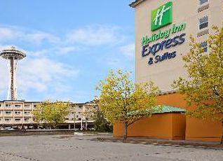 ホリデイ イン エクスプレス & スイーツ シアトル - シティー センター 写真