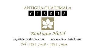 Cissus Hotel Boutique