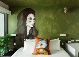 マジェスティック ミニマ ホテル 写真