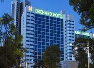 オーチャード ホテル シンガポール 写真