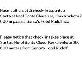 サンタズ ホテル ルドルフ 写真
