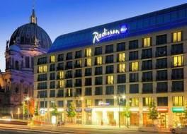 ラディソン ブル ホテル ベルリン