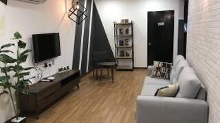 W Boutique Suite-up to 10pax with family karaoke.