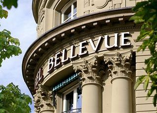 ホテル ベルビュー パレス ベルン 写真