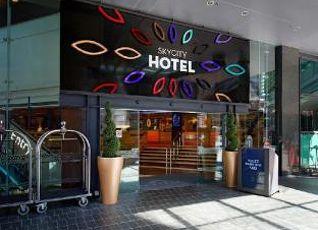 スカイシティ ホテル 写真