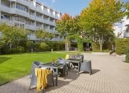 リビング ホテル ニュルンベルク 写真