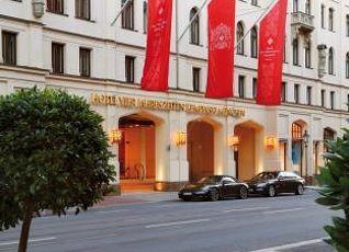 ホテル フィア ヤーレスツァイテン ケンピンスキー ミュンヘン 写真