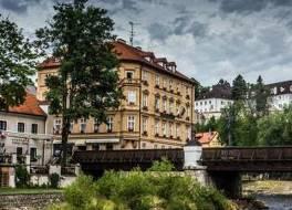 ホテル ドヴォラック チェスキー クルムロフ