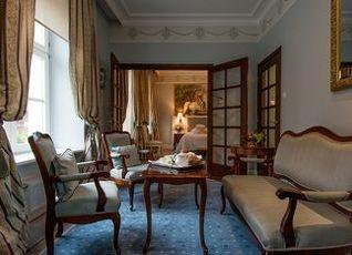 ホテル ポルスキ ポッド ビアリム オーレム 写真