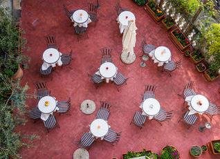 ホテル パリ 写真