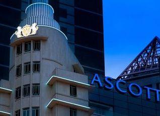 アスコット ラッフルズ プレイス シンガポール 写真