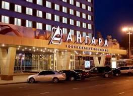 イルクーツクのホテル
