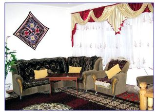 Khiva Alibek B&B 写真