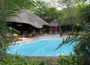 Gweta Lodge 写真