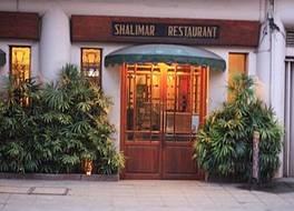 シャリマール ホテル 写真