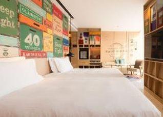 ホテル インディゴ カオション セントラル パーク 写真