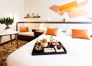 ラディソン ブル ホテル パリス ボウロン 写真