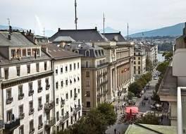 ジュネーブのホテル
