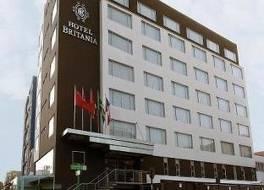 ホテル ブリタニア ミラフローレス