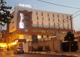 アルジェリアのホテル