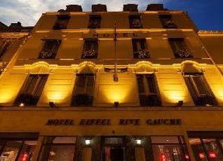 ホテル エッフェル リヴ ゴーシュ 写真