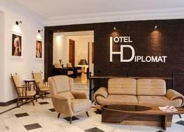 ホテル ディプロマット 写真