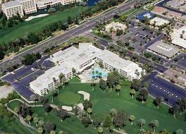 インディアン ウェルズ リゾート ホテル 写真