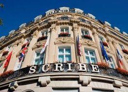 ル スクリーブ パリ オペラ バイ ソフィテル