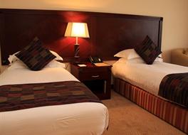 インターコンチネンタル アジス アベバ ホテル 写真