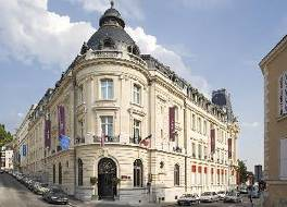 ホテル メルキュール ル マン サントル