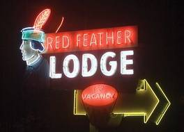 Red Feather Lodge 写真