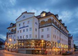 フュッセンのホテル