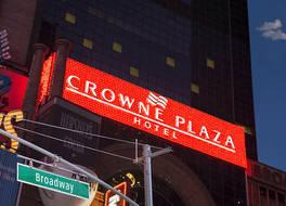 クラウン プラザ タイムズ スクエア 写真