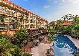 カンボジアのホテル
