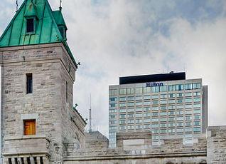ヒルトン ホテル 写真